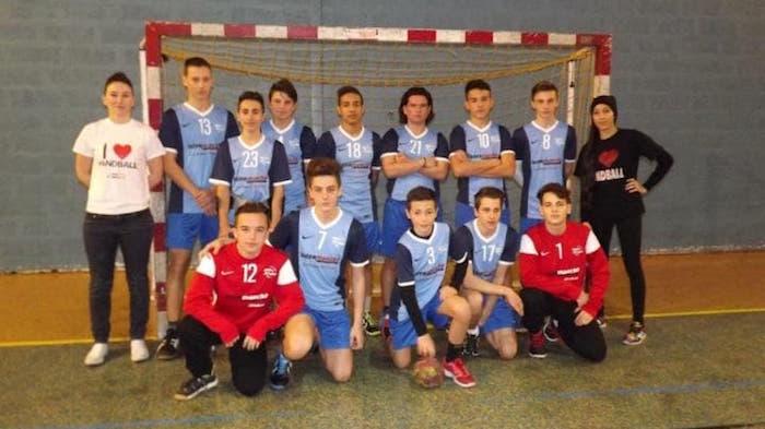 equipe 12ans espmhandball