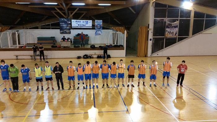 equipe 18ans espmhandball