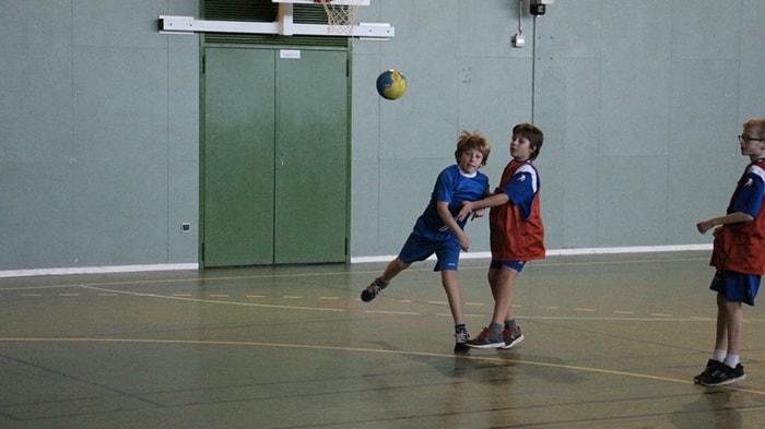 equipe plateau 12ans espmhandball