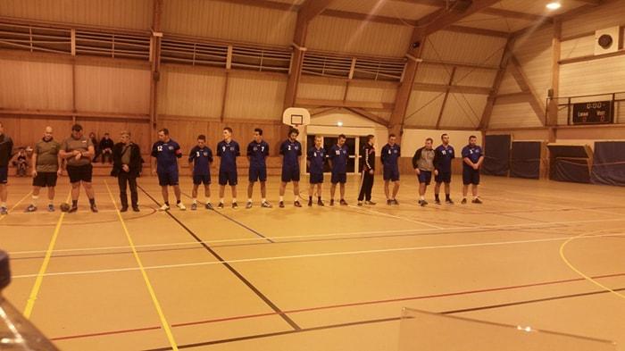 equipe seniors espmhandball