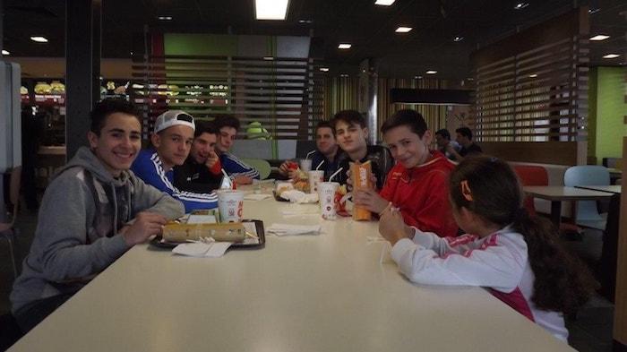 equipe 16ans espmhandball